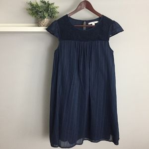 LC Lauren Conrad | Cap Sleeve Cotton Dress